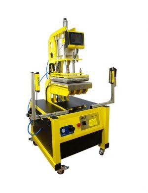 Prasa do hotstampingu CNC 4529 – P200T do tkanin