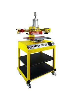 Prasa do hotstampingu CNC 2115 – P80